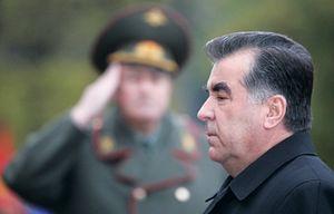 Trouble in Tajikistan