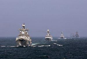 The Emerging China-Russia Maritime Nexus in the Eurasian Commons