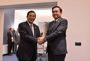 Cambodia and Thailand: A Story of Swapping Transitions, or Something Else?