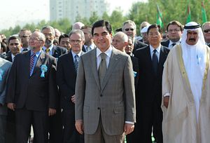 Offshore Turkmenistan: 'Sultanism' in the Construction Industry