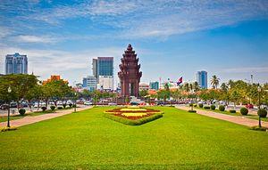 Phnom Penh, City Interrupted