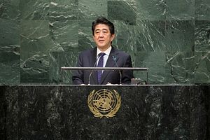 What Did Japan Accomplish at the UN General Assembly?