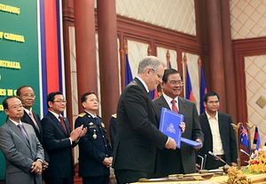 Cambodia and the Australian Asylum Seeker Deal