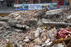 Nepal and the Politics of Earthquakes