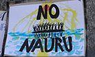 Australia's Disastrous Asylum Seeker Deal