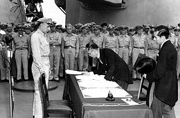 September 2, 1945: When Japan Surrendered