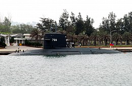 Taiwan's Military Eyes Budget for New Submarines