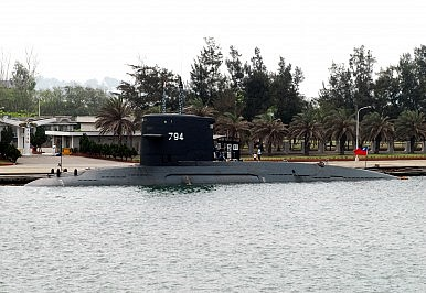 Taiwan's South China Sea Headache