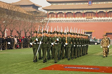 Xi Jinping Lays Down the Law for China's Top Military News Outlet
