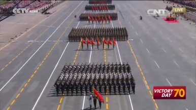 3 Takeaways From China's Military Parade