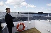 Russia's Deadliest Sub Is Heading to the Pacific