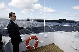 Russia's Deadliest Sub Test Fires 2 Nuclear-Capable Ballistic Missiles