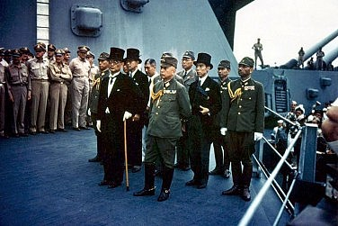 Why Did Imperial Japan Surrender on the USS <em>Missouri</em>?