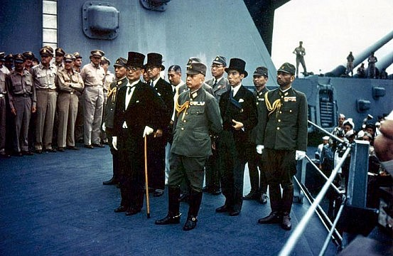 Why Did Imperial Japan Surrender On The Uss Missouri The Diplomat