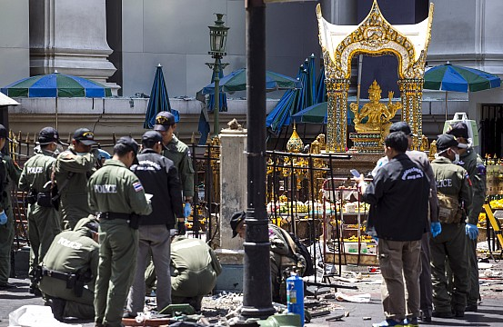 Exclusive: Who's Really Behind Thailand's Erawan Shrine Bomb Blast?