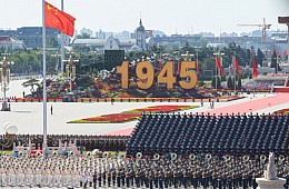 Was Japan's Ex-Premier Missing from China's Military Parade?