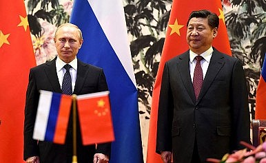 Russia Has a China Problem, Too