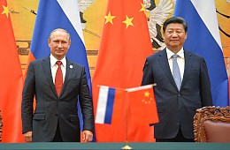 China, Russia Hold Partnership Firm Amid Shaky Economics