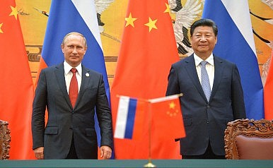 China, Russia, and the 'Concert of Eurasia'