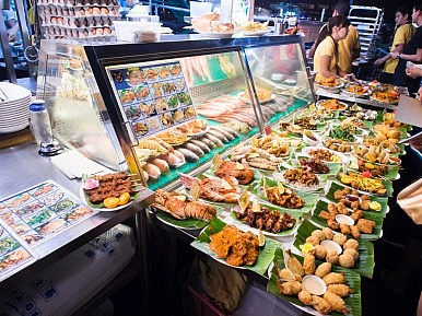 Singapore's Impressive Food Security
