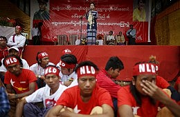 Myanmar's Candidate Controversies