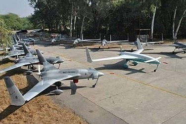 Pakistan Uses Indigenous Drone to Strike Terrorists