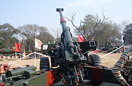India's First Homegrown Long-Range Artillery Gun System Ready for Induction