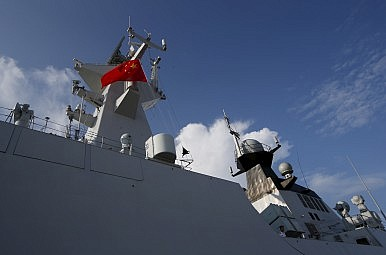 Foreign Investors and China's Naval Buildup