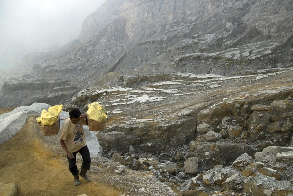 Indonesia: Harvesting the Devil's Gold