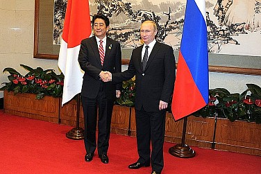 What Japan-Russia Rapprochement Means for the World