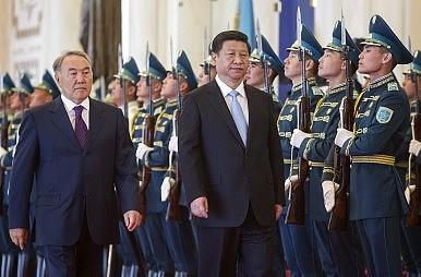 Understanding China's Eurasian Pivot