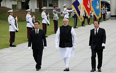 India-South Korea: Time for the Second Big Bang