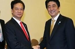 Japan Warships Could Visit Vietnam Naval Base Near South China Sea in 2016