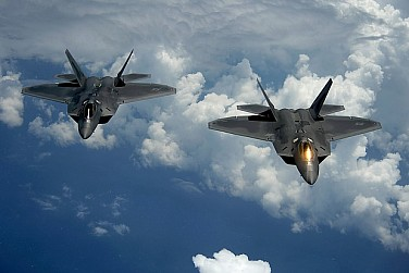 US Air Force: Russia Has Closed Air Power Gap With NATO