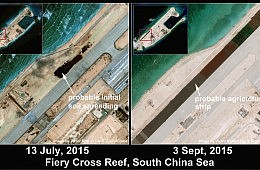 Vietnam Protests as China Lands Civilian Aircraft on Newly Constructed Spratly Airstrip