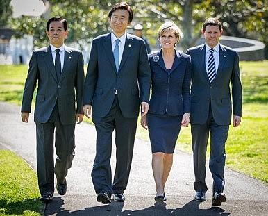 Australia and South Korea to Deepen Defense Ties