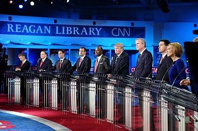 Republican Debate #2: Game On, Gloves Off