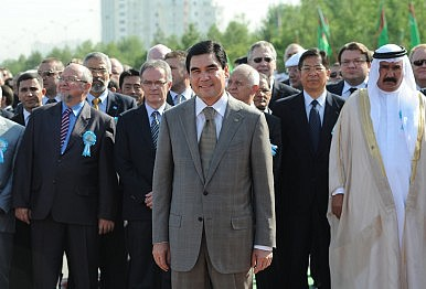 Russia Ready to Help Turkmenistan Protect its Afghan Border