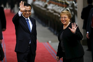 China, South America and Regional Integration