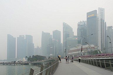Singapore Haze: A New Strategy Needed