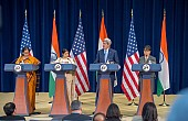 US, India Expand Strategic and Commercial Ties