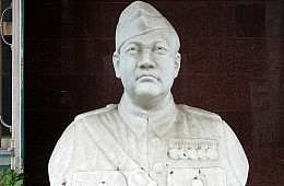 Subhas Chandra Bose: An Indian Freedom Fighter Surrounded in Myth