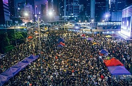 Hong Kong's Umbrella Movement, One Year Later