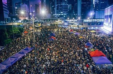 Hong Kong's Umbrella Movement, One Year Later