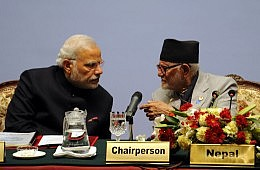 Nepal Tests India's Much Touted Neighborhood Diplomacy