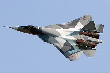 Russia's First 5th Generation Fighter Jet to Enter Service in 2017