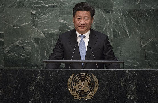 How China Is Changing the UN