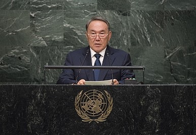 Kazakhstan Wants to Move the UN to Asia
