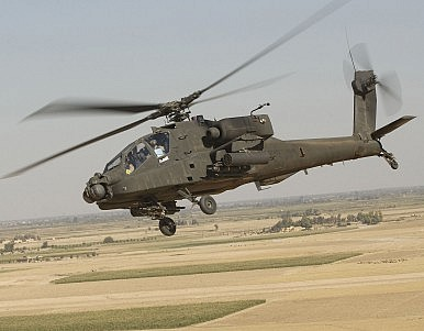 India Moves Forward With Purchase of 6 More Apache AH-64E Attack Helicopters