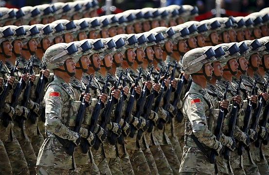 Could China Be About to Transform Its Military?